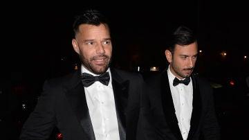 Ricky Martin y su marido, Jwan Yosef