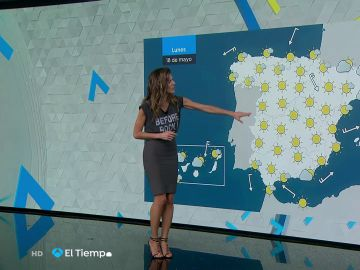 Tu Tiempo (17-05-20) Aumento generalizado de temperaturas y lluvia en Andalucía y Baleares