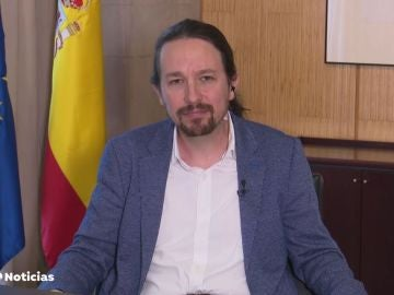 Entrevista a Pablo Iglesias, vicepresdente del Gobierno
