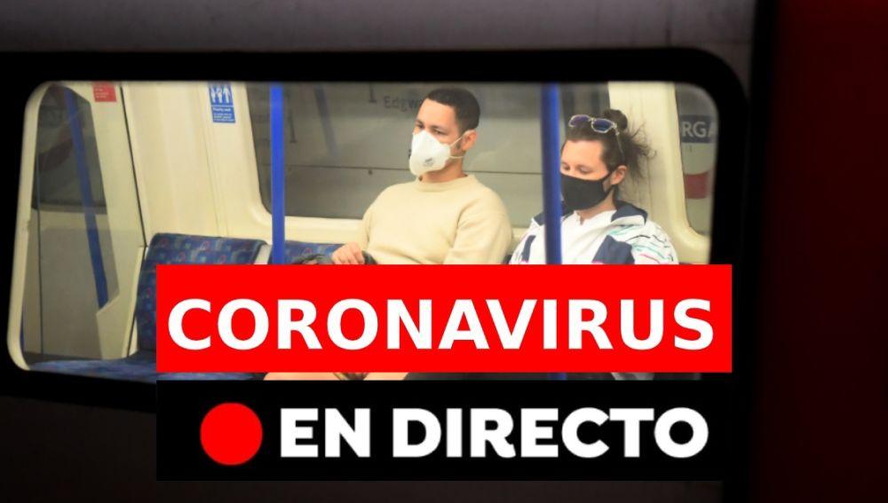 Coronavirus España: Fases desescalada, datos y última hora, en directo