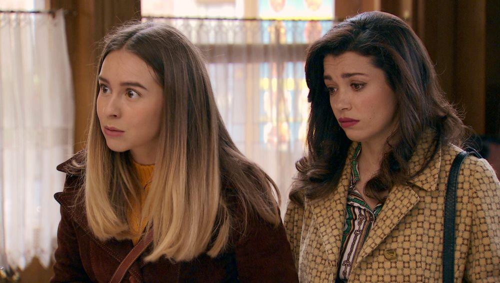 Luisita y Amelia, más unidas que nunca para conseguir su sueño