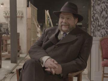 Los momentos más hilarantes y todos los tipos de barbas posibles, con Mario Zorrilla