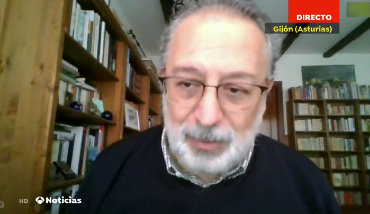 El doctor Daniel López Acuña, epidemiólogo y director de acción sanitaria en crisis de la OMS durante la gripe A
