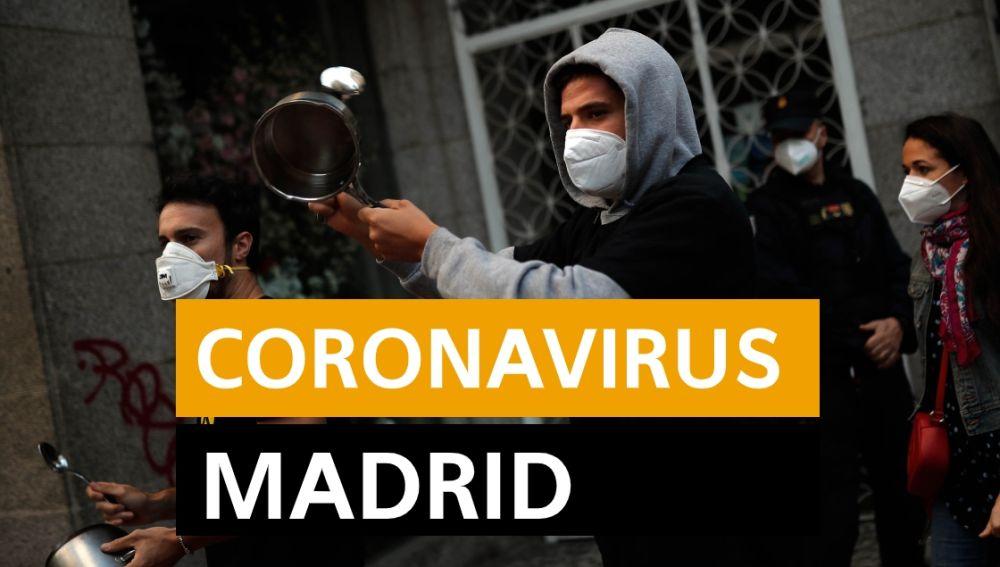 Coronavirus Madrid: Fase 0 desescalada y últimas noticias de hoy, en directo | Última hora Madrid