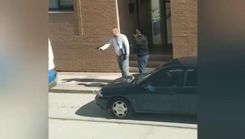 Un detenido tras una reyerta familiar en Íscar, Valladolid