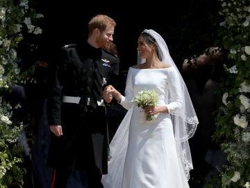 Efemérides 19 mayo 2020: Boda principe Harry y Meghan Markle