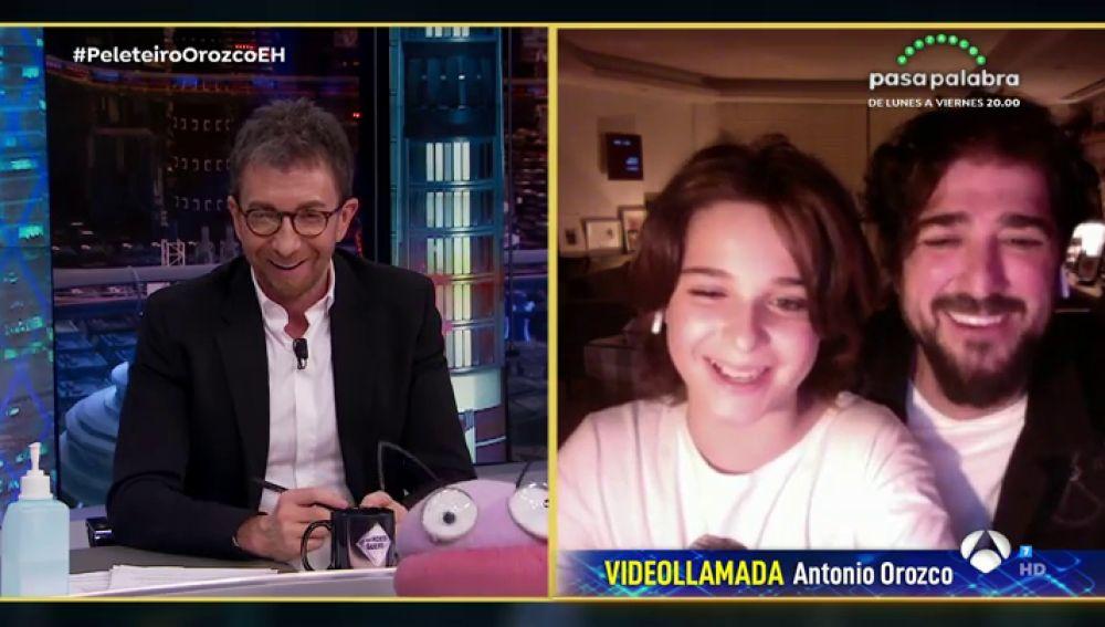 Disfruta de la entrevista al completo de Antonio Orozco en 'El Hormiguero 3.0'