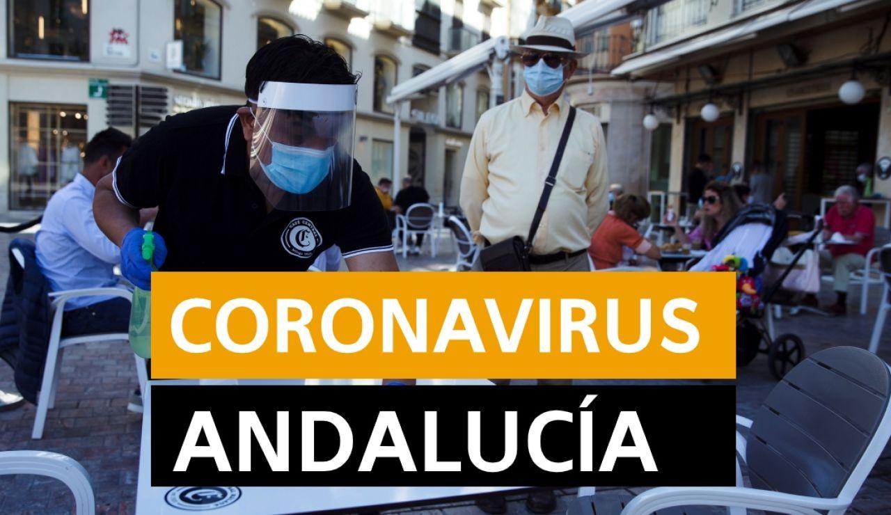 Coronavirus Andalucía: Fase 1 desescalada, datos de contagios y muertes hoy y última hora, en directo | Última hora Andalucía