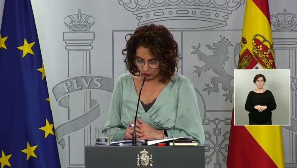 El Consejo de ministros aprueba una prórroga de 15 días del estado de alarma por el coronavirus