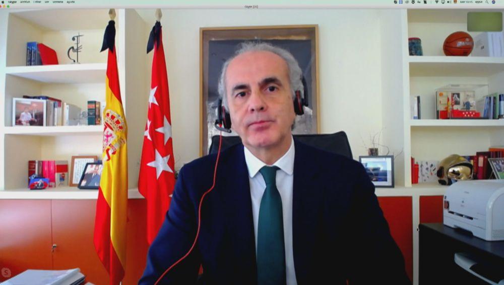 Enrique Ruiz Escudero sobre el paso a fase 1