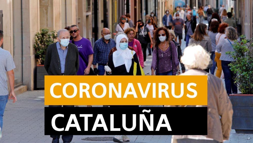 Coronavirus Cataluña: Fase 1 desescalada, datos de contagios y muertes hoy y última hora, en directo | Última hora Cataluña