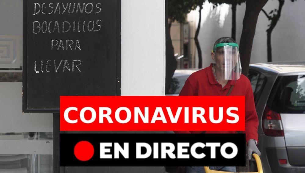 Coronavirus España: Muertos hoy, datos y última hora de la fase 1, en directo | Última hora coronavirus