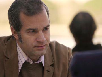 David, acorralado por Armando teme las consecuencias de su plan