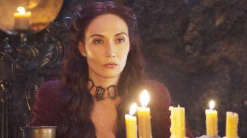 Carice van Houten, Melisandre en 'Juego de Tronos'