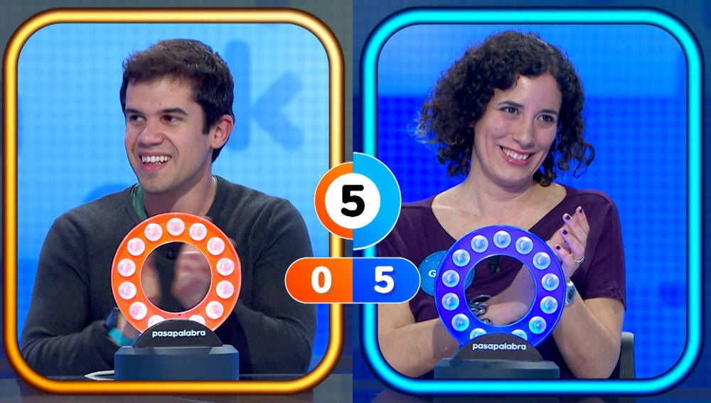 Gema se desata por Mocedades para ganar cinco segundos en 'La Pista'