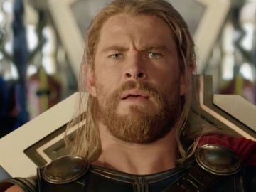Chris Hemsworth en 'Thor: Ragnarok'