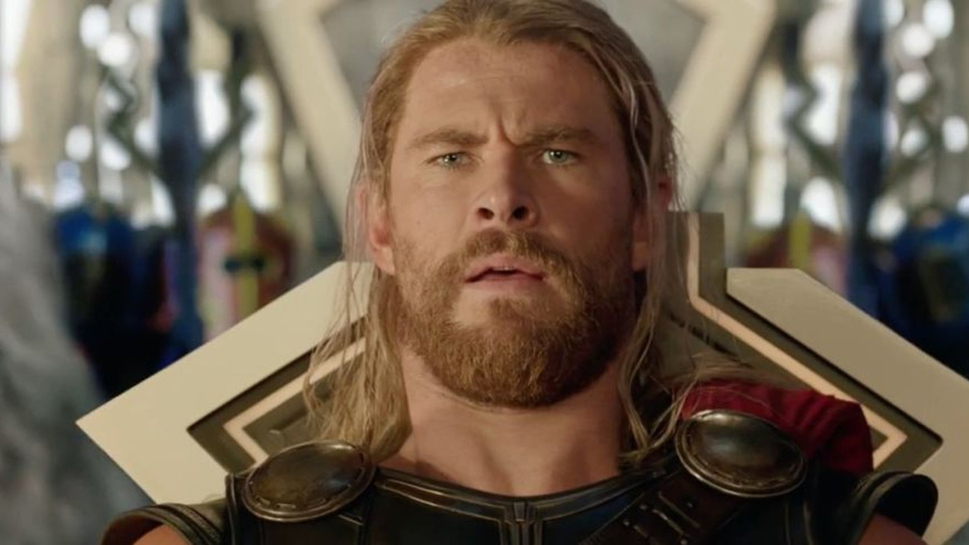 Chris Hemsworth en 'Thor: Ragnarok'