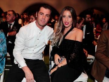 Fonsi Nieto y Marta Castro