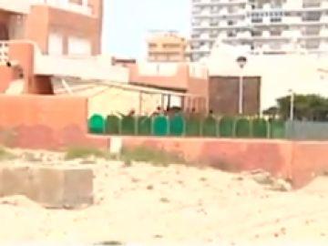 Denuncian robos en segundas residencias en La Manga en la desescalada del coronavirus