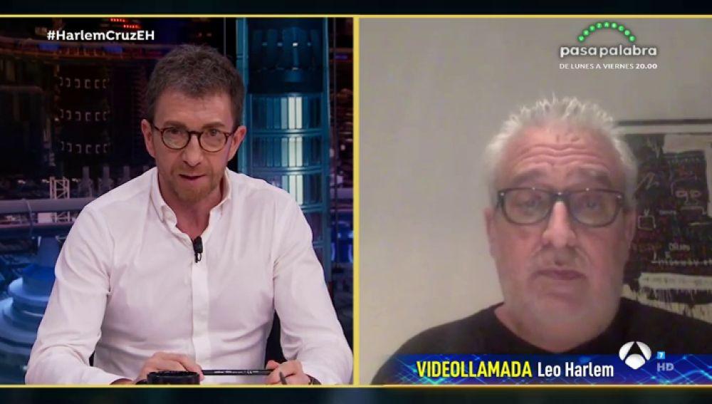 """Leo Harlem, tajante sobre la política en España: """"Se ha convertido en una forma de profesión que se lleva por delante a la propia política y a la sociedad"""""""