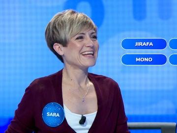 El inmejorable estreno de Sara Escudero rozando el pleno en 'Una de Cuatro'