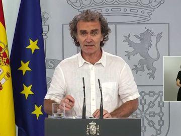 Fernando Simón, director del Centro de Alertas Sanitarias