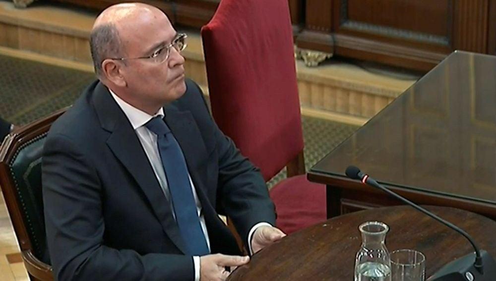 Diego Pérez de los Cobos, jefe de la Guardia Civil en Madrid