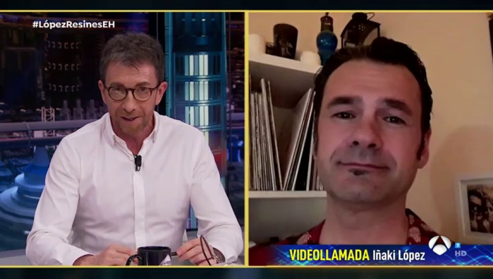 Iñaki López adelanta una maravillosa anécdota de Joaquín Sabina y Cristina Zubillaga