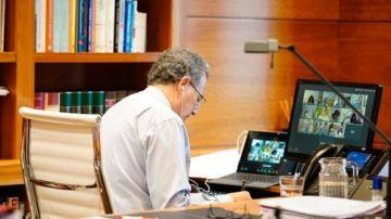 Madrid pide regreso a aulas 2 de bachillerato