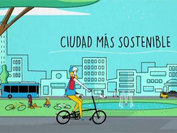 La DGT fomenta el uso de la bicicleta en las ciudades a partir de la desescalada del confinamiento por coronavirus