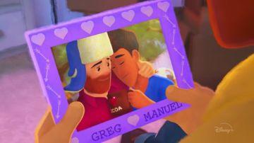 Corto de Pixar 'Out'