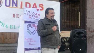 Antonio Casiano Hernández Hernández, concejal de Unidas Podemos en Becerril de la Sierra