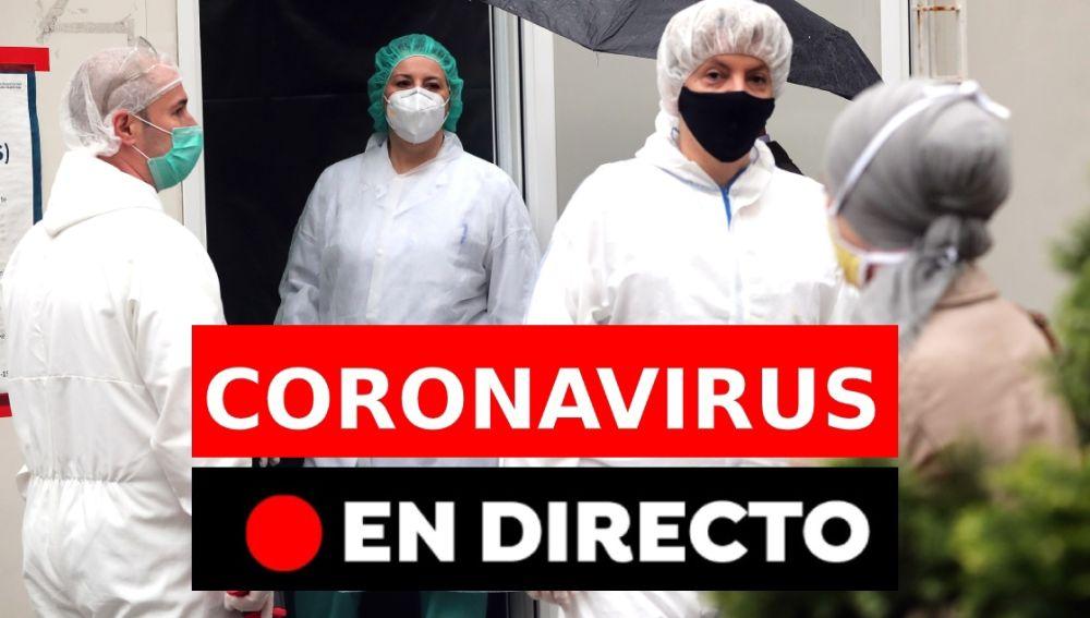 Coronavirus España hoy: Fase 1 y fase 2 de la desescalada, muertos, nuevos casos, en directo | Última hora coronavirus