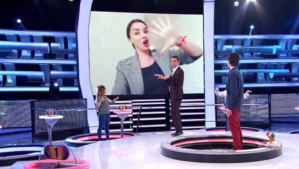 Chenoa y Cristina Ramos, los cameos de 'Tu cara me suena' en '¡Ahora caigo!'