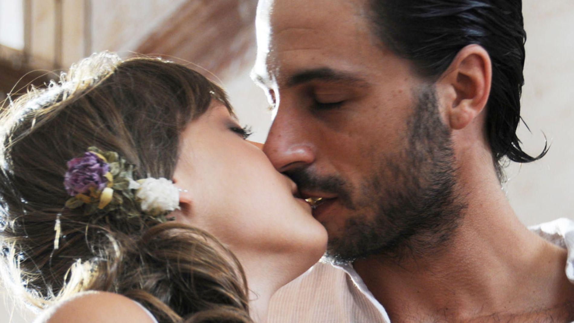 La boda de Lucas y Sara en 'Los hombres de Paco'