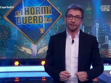 """Pablo Motos revela cuál es el antídoto para luchar contra la envidia: """"Es un enemigo que va contra ti mismo"""""""