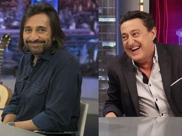 El miércoles, Pablo Motos entrevistará el artista Antonio Carmona y al actor Mariano Peña en 'El Hormiguero 3.0'