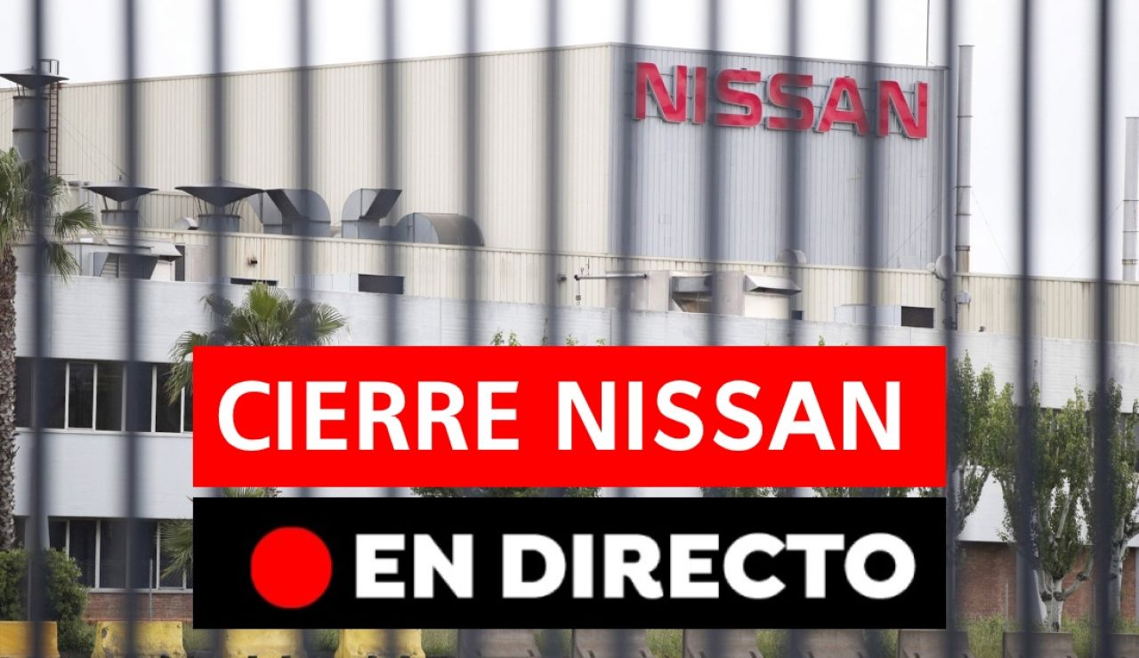 Cierre Nissan Barcelona: Última hora de las protestas en la fábrica, en directo | Última hora Cataluña