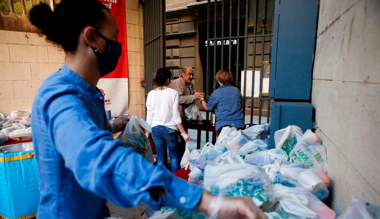 El Ingreso Mínimo Vital cubrirá a unas 2,3 millones de personas, pero en nuestro país hay 4,3 millones en situación de pobreza severa