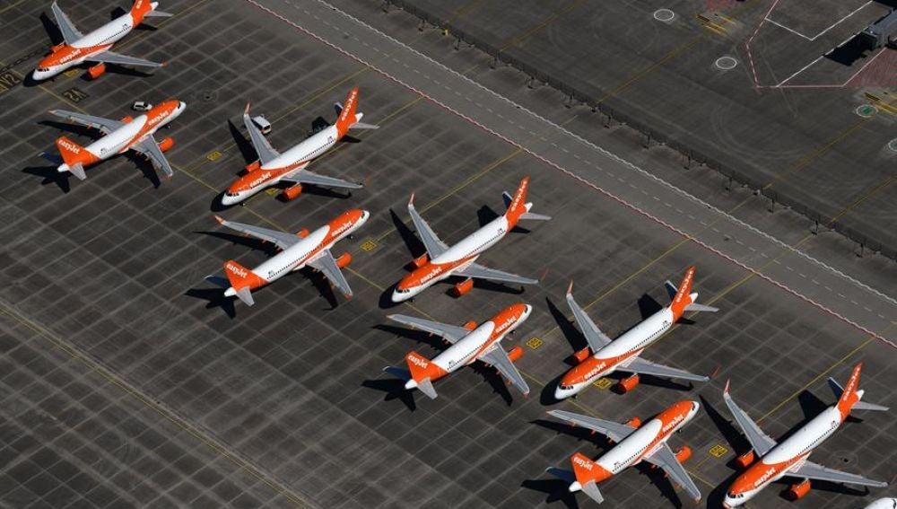 Despidos en la aerolíneas por el coronavirus