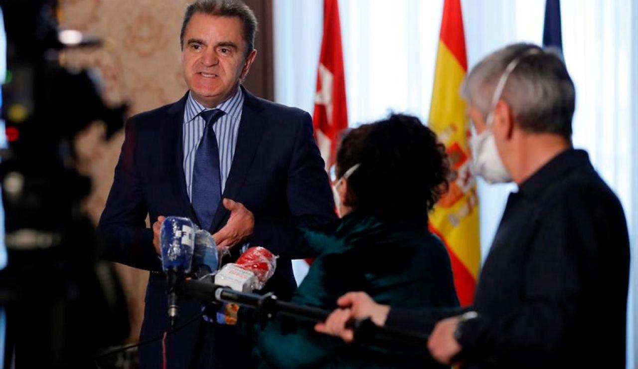 Delegado del Gobierno en Madrid
