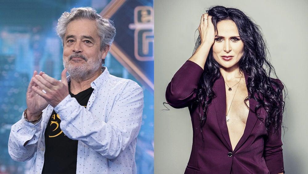 Arrancamos la primera semana de junio en 'El Hormiguero 3.0' con el actor Carlos Iglesias, y a la cantante Rosa López