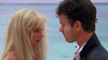Tom Hanks y Daryl Hannah en 'Un, dos, tres... Splash'