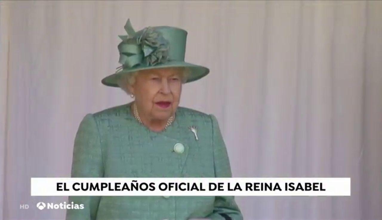 Así fue la atípica celebración de cumpleaños de Isabel II por el coronavirus: sin su familia y en Windsor