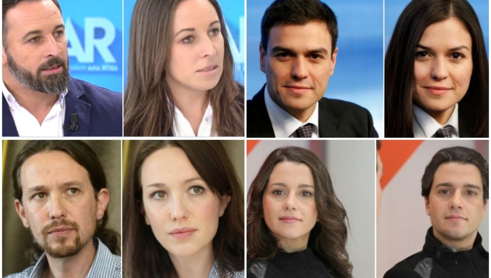 El hilo viral de Twitter que muestra cómo serían los principales políticos españoles tras un cambio de sexo