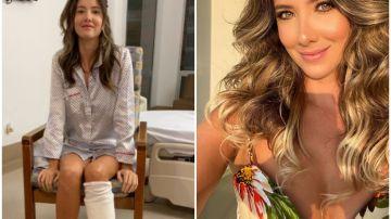 La impactante confesión de la modelo Daniella Álvarez antes de sufrir la amputación de un pie