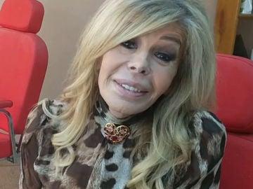 """Bibiana Fernández: """"Vengo a ver a esta cuadrilla que son lo peor, pero los amo"""""""