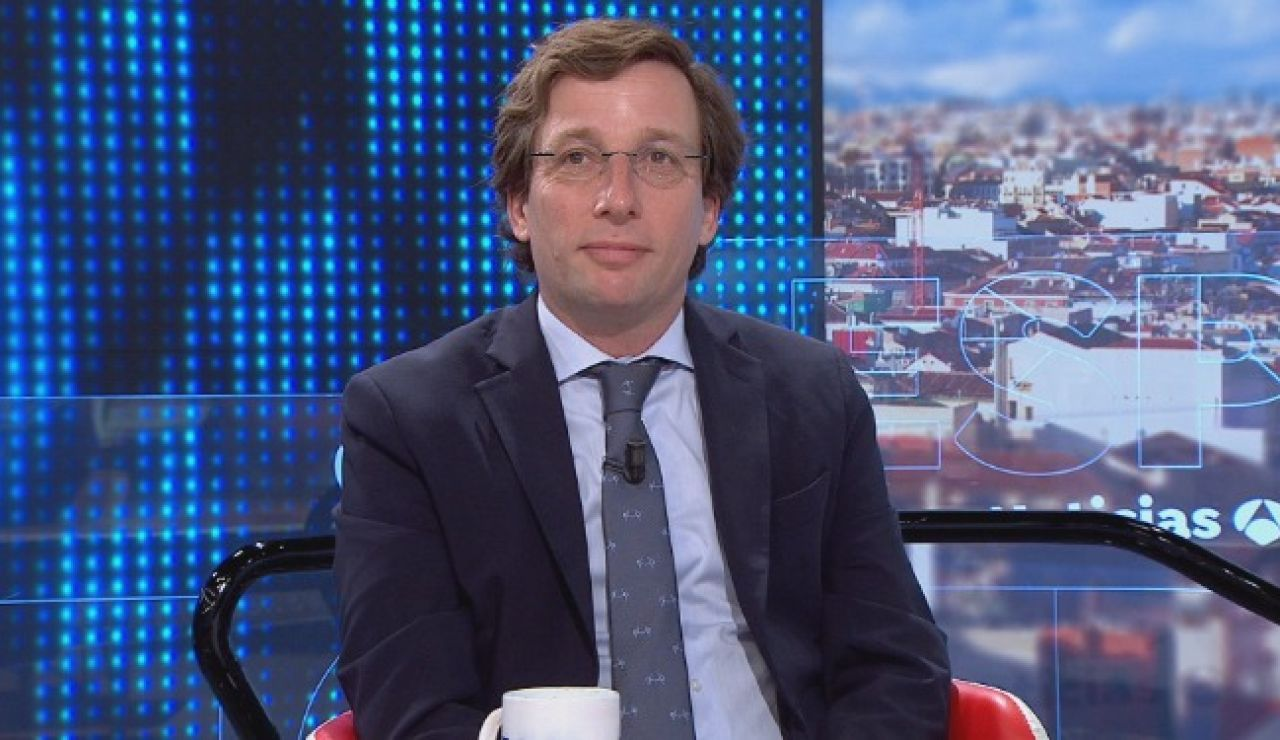 """Jose Luis Martínez-Almeida: """"En Madrid no tenemos ninguna instrucción para tramitar el ingreso mínimo vital"""""""