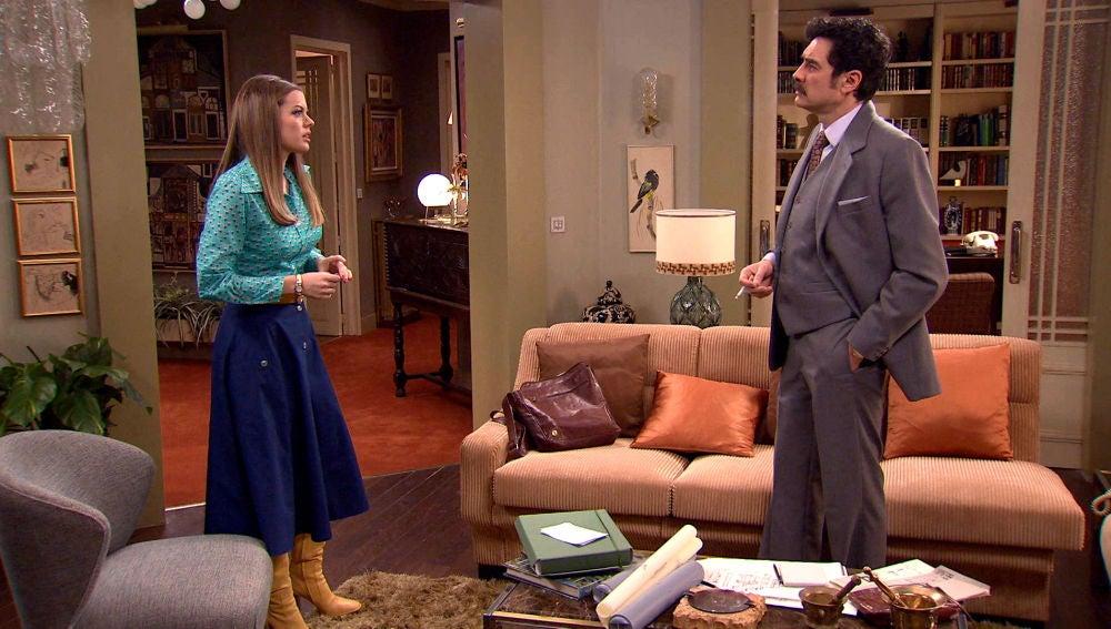 """Armando engaña a Lourdes: """"Tiene que creer que estoy dispuesto a ayudarla"""""""