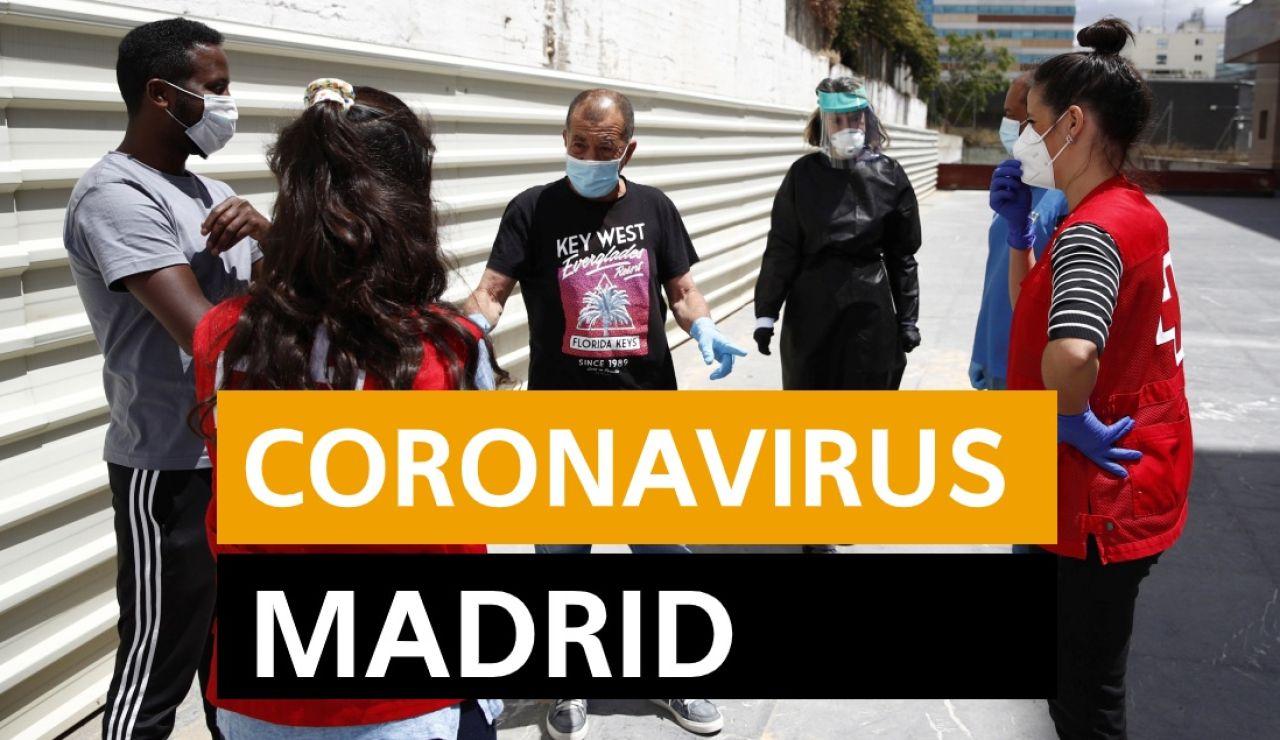Última hora Madrid: Nueva normalidad, fase 3 de desescalada del coronavirus y datos de hoy lunes 15 de junio, en directo